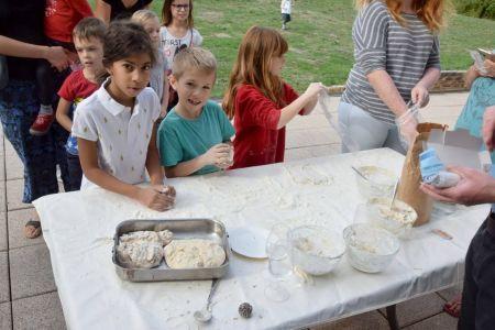 fabrication pain Stéphane Rousselin enfants